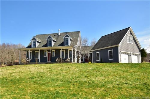 Photo of 727 Stafford Road, Somers, CT 06071 (MLS # 170284976)