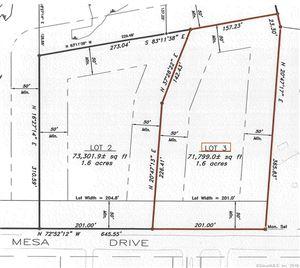 Photo of 46/Lot 3 Mesa Drive, Bethany, CT 06524 (MLS # 170103977)