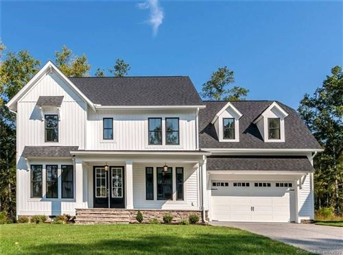 Photo of 55 Hickory Hill Road, Wilton, CT 06897 (MLS # 170201977)