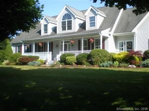 Photo of 26 Clearbrook Drive, Tolland, CT 06084 (MLS # 170058978)