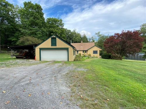 Photo of 124 Beech Hill Road, Colebrook, CT 06021 (MLS # 170340979)