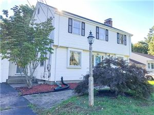 Photo of 261 Simsbury Road, West Hartford, CT 06117 (MLS # 170114980)