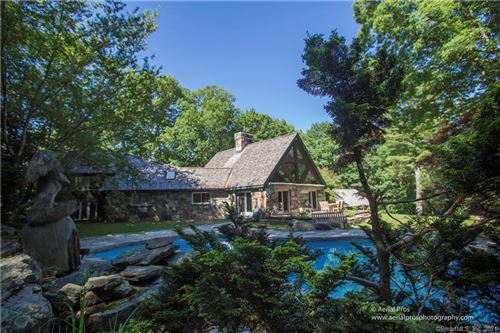Photo of 40 Looking Glass Hill Road, Litchfield, CT 06750 (MLS # 170409980)
