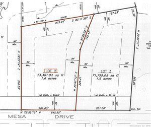 Photo of 46/Lot 2 Mesa Drive, Bethany, CT 06524 (MLS # 170103981)