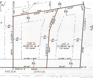 Photo of 46/Lot 2 Mesa Drive, Bethany, CT 06524 (MLS # 170103981)