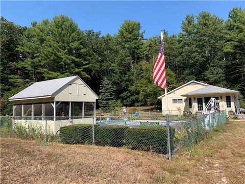 Photo of 354 Quaddick Town Farm Road, Thompson, CT 06277 (MLS # 170340981)