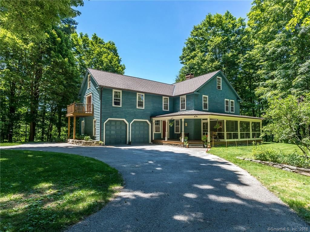 Photo for 162 Music Mountain Road, Canaan, CT 06031 (MLS # 170099981)