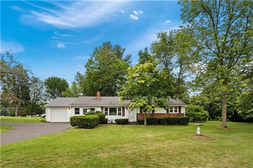 Photo of 515 Griffin Road, South Windsor, CT 06074 (MLS # 170415982)