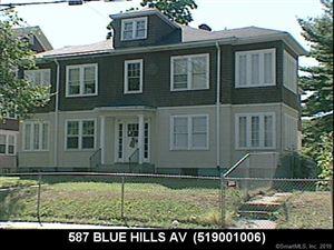 Photo of 587 Blue Hills Avenue, Hartford, CT 06112 (MLS # 170158983)