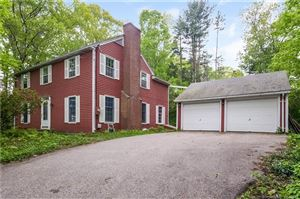 Photo of 577 Wormwood Hill Road, Mansfield, CT 06250 (MLS # 170061984)