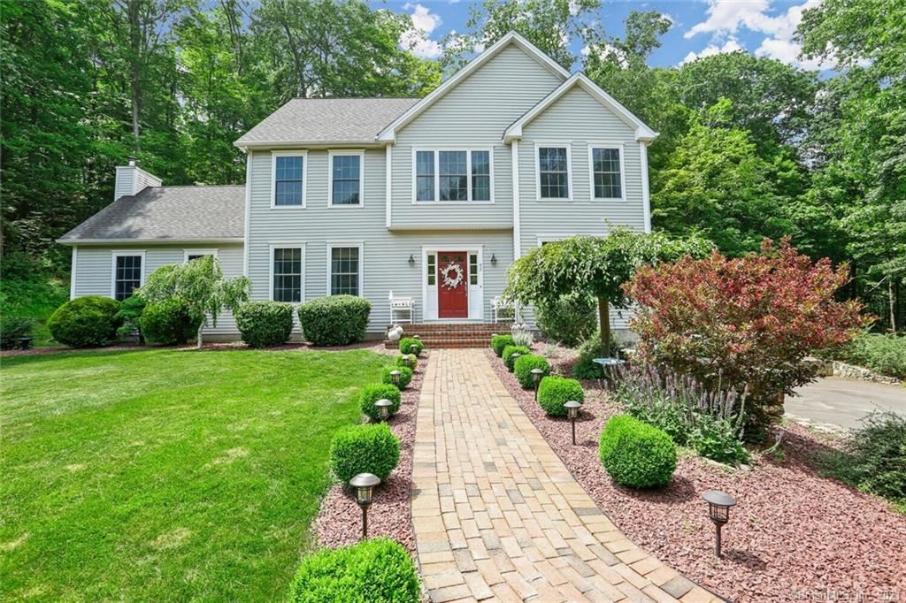 93 Bee Mountain Road, Oxford, CT 06478 - #: 170408984