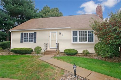 Photo of 11 Canborne Way #11, Suffield, CT 06078 (MLS # 170439985)