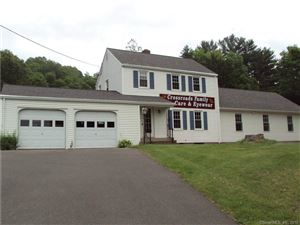 Photo of 1708 Stafford Road, Mansfield, CT 06268 (MLS # 170090987)