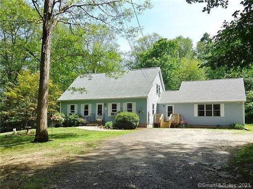 Photo of 142 Bunker Hill Road, Andover, CT 06232 (MLS # 170436987)
