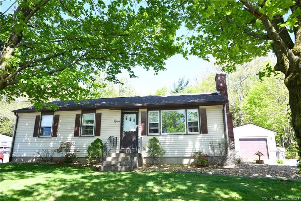 Photo of 1018 Stafford Avenue, Bristol, CT 06010 (MLS # 170367987)