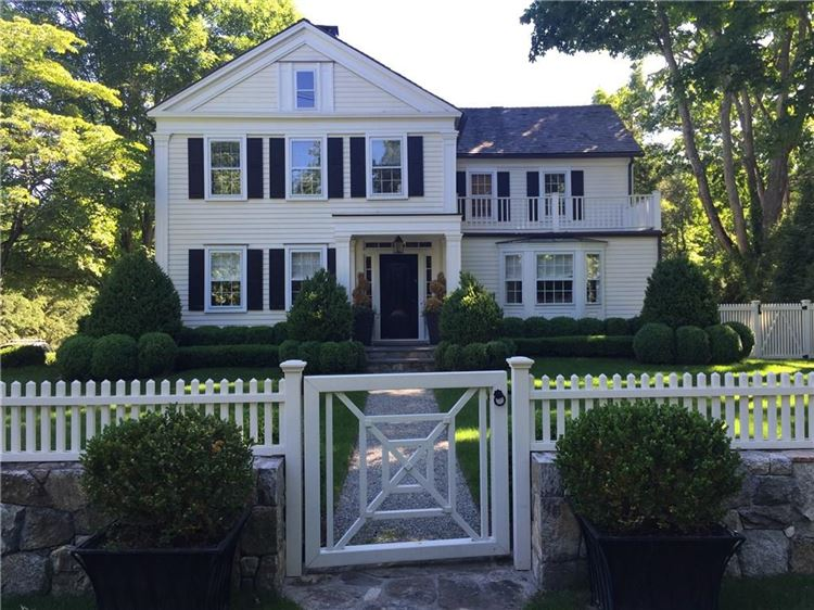 Photo for 890 Silvermine Road, New Canaan, CT 06840 (MLS # 99189988)