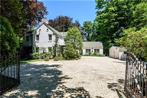 Photo of 828 Silvermine Road, New Canaan, CT 06840 (MLS # 170098990)