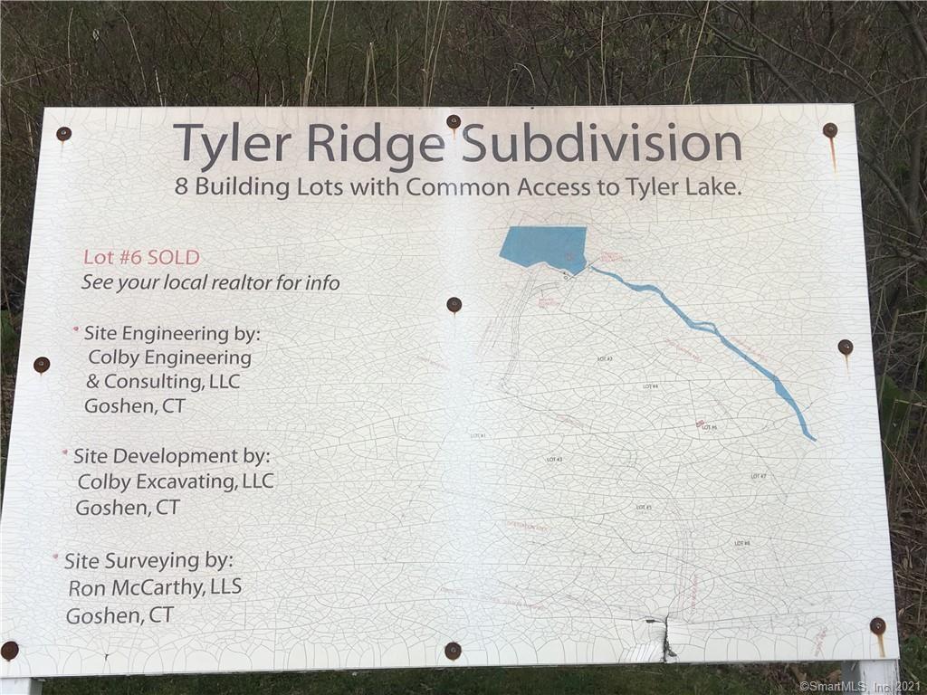 Photo of 6 Tyler Ridge Drive, Goshen, CT 06756 (MLS # 170366990)