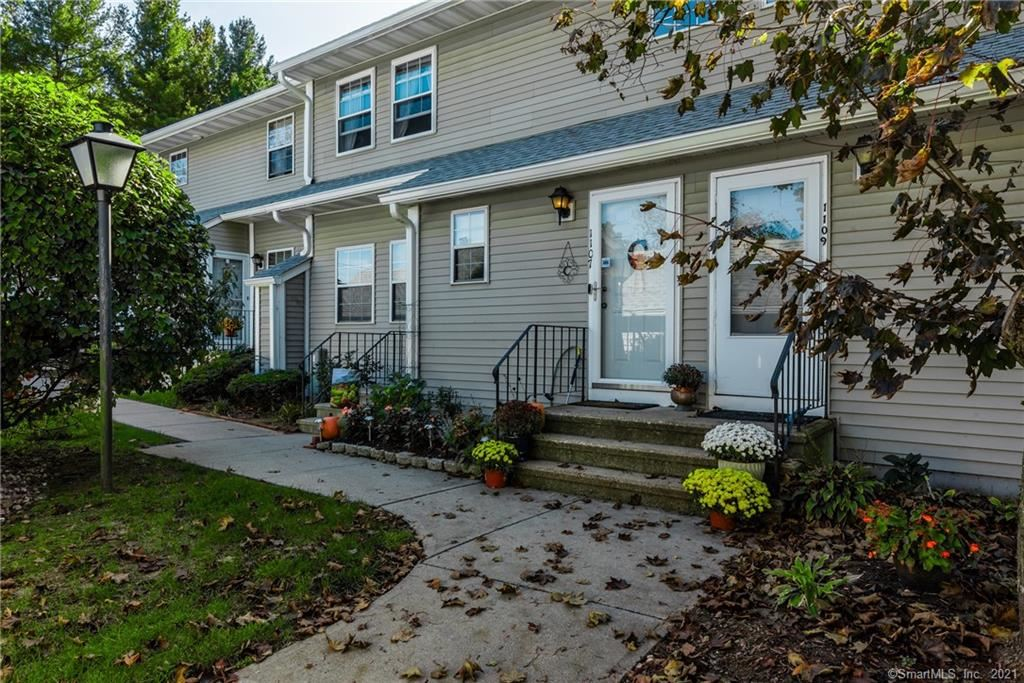 1107 Sunfield Drive #1107, South Windsor, CT 06074 - MLS#: 170444990