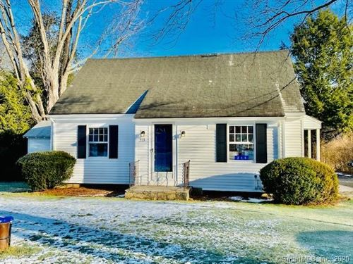 Photo of 213 Route 6, Andover, CT 06232 (MLS # 170359991)