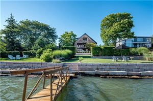 Photo of 41 Flying Point Road, Branford, CT 06405 (MLS # 170106992)