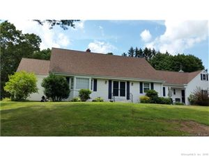 Photo of 121 Birch Mountain Road, Bolton, CT 06043 (MLS # 170062996)