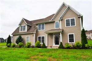 Photo of 27 High Meadows Crossing, Somers, CT 06071 (MLS # 170116998)