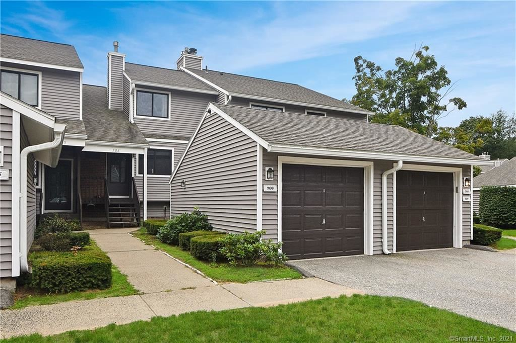 Photo for 706 Mill Pond Drive #706, South Windsor, CT 06074 (MLS # 170426998)