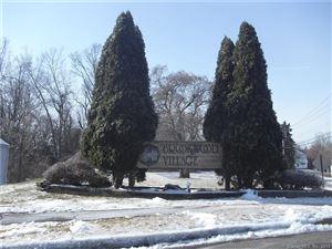 Photo of 57 D Brookwood Drive #D, Rocky Hill, CT 06067 (MLS # 170050999)