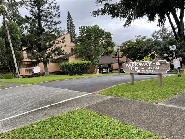 Photo of 45-381 Mokulele Drive #34, Kaneohe, HI 96744 (MLS # 202105020)
