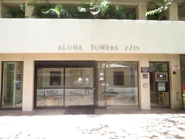 2215 Aloha Drive #1702, Honolulu, HI 96815 - #: 202100029