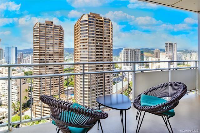 1777 Ala Moana Boulevard #2511 UNIT 2511, Honolulu, HI 96815 - MLS#: 202116031