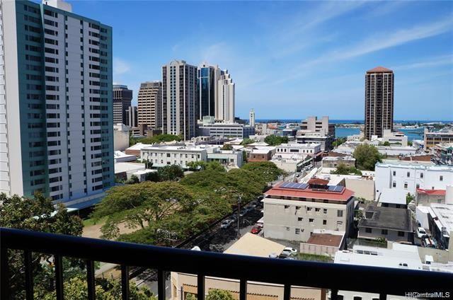 60 N Beretania Street #1201 UNIT 1201, Honolulu, HI 96817 - MLS#: 202029038