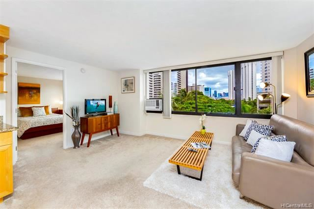343 Hobron Lane UNIT 605, Honolulu, HI 96815 - #: 201919057