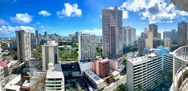469 Ena Road #2405 UNIT 2405, Honolulu, HI 96815 - #: 202102064