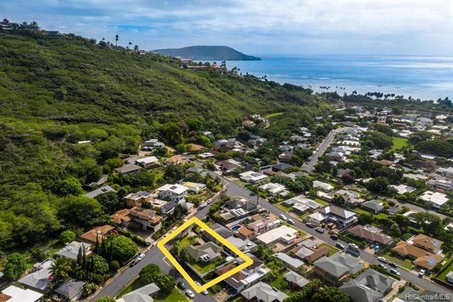 424 Lawelawe Street, Honolulu, HI 96821 - #: 202032065