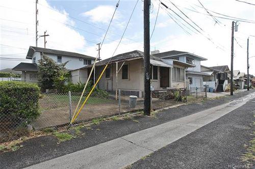 Photo of 821 Momolio Street #E, Honolulu, HI 96817 (MLS # 202030083)
