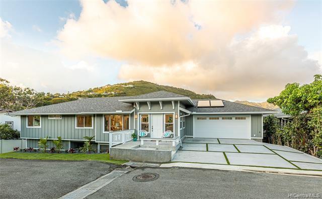 Photo of 2134 Kakela Iki Place, Honolulu, HI 96822 (MLS # 202105083)