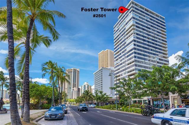 2500 Kalakaua Avenue #2501, Honolulu, HI 96815 - #: 202124086