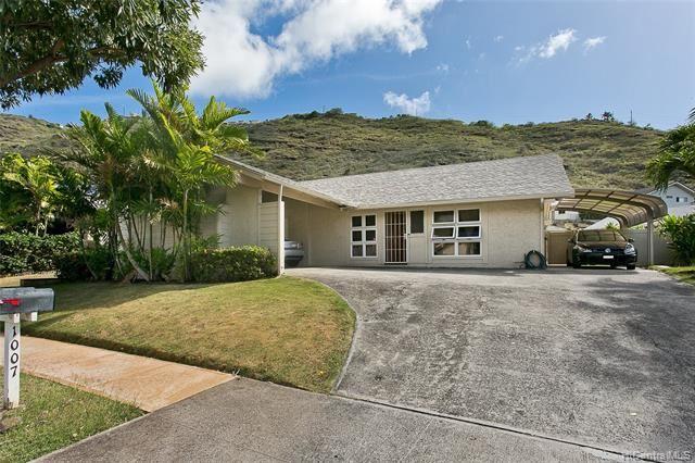 1007 Lunalilo Home Road, Honolulu, HI 96825 - #: 202102090