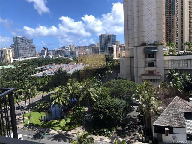 1850 Ala Moana Boulevard #708 UNIT 708, Honolulu, HI 96815 - #: 202107090