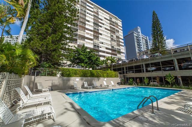 1441 Victoria Street #802 UNIT 802, Honolulu, HI 96822 - MLS#: 202101094