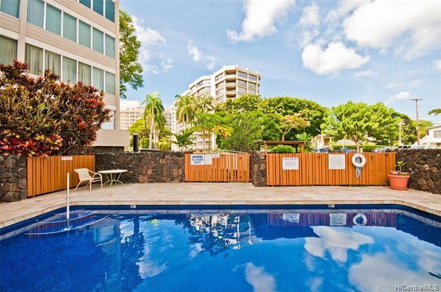 1550 Wilder Avenue #1203 UNIT 1203, Honolulu, HI 96822 - #: 202104105