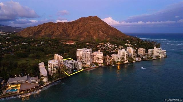 2957 Kalakaua Avenue #409 UNIT 409, Honolulu, HI 96815 - #: 202017109