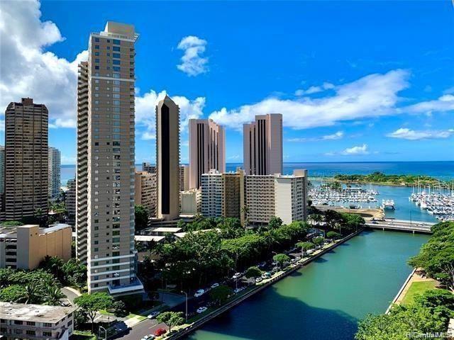 1848 Kahakai Drive #606 UNIT 606, Honolulu, HI 96814 - #: 202104109