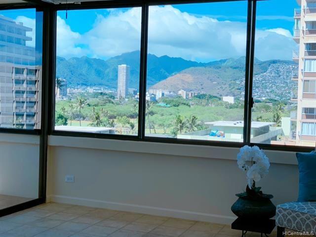 Photo of 2410 Cleghorn Street #801, Honolulu, HI 96815 (MLS # 202017124)