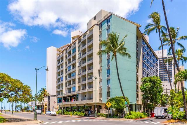 134 Kapahulu Avenue #402, Honolulu, HI 96815 - #: 202115128