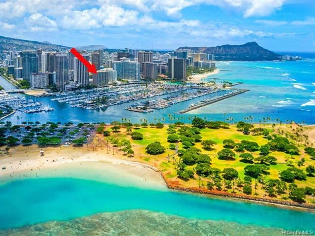 1765 Ala Moana Boulevard #686 UNIT 686, Honolulu, HI 96815 - #: 202102132