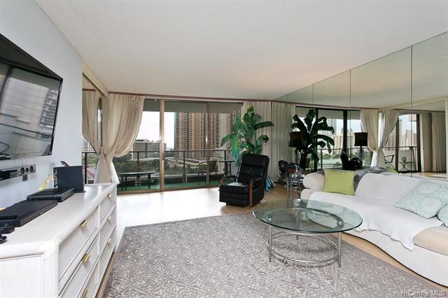 1860 Ala Moana Boulevard #1204 UNIT 1204, Honolulu, HI 96815 - #: 202025135