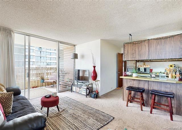 2740 Kuilei Street #1606 UNIT 1606, Honolulu, HI 96826 - MLS#: 202116142